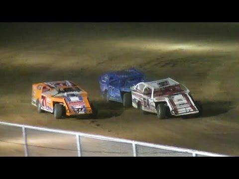 E-Mod Feature | McKean County Raceway | 7-28-16 - dirt track racing video image