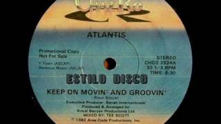 Atlantis - Keep on Movin