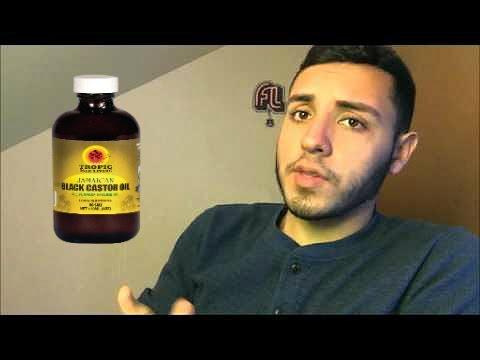 Black Jamaican Castor Oil For Beard Growth