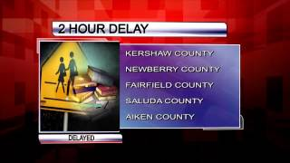 Cold weather causes closings and delays