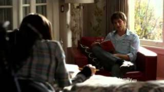 Pretty Little Liars 1x22 Season Finale Toby and Spencer Scenes