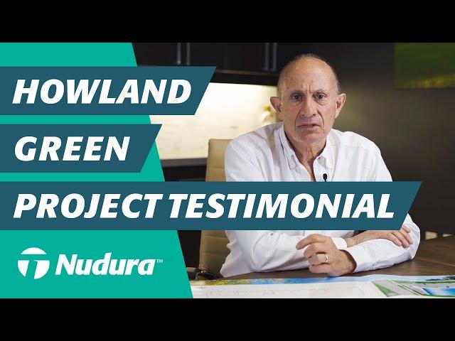Howland Green Business Center - Nudura Video Testimonial