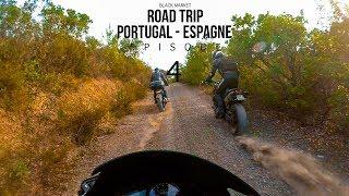 De l'enduro avec une sportive et 2 roadsters !   BLKMRKT [ Portugal Espagne: Episode 04]