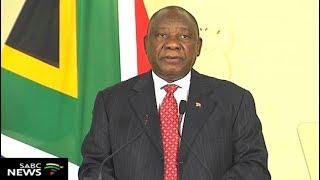 President Ramaphosa briefs SA diplomats