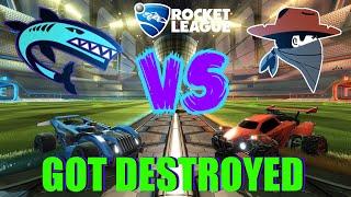 Pro Sharks VS Rebels - Rocket League | All-Stars Season | Week 2 of 39 | Gameplay #2