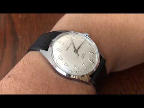 THE BEST VALUE AFFORDABLE VINTAGE WATCH: 1971 Caravelle Overview