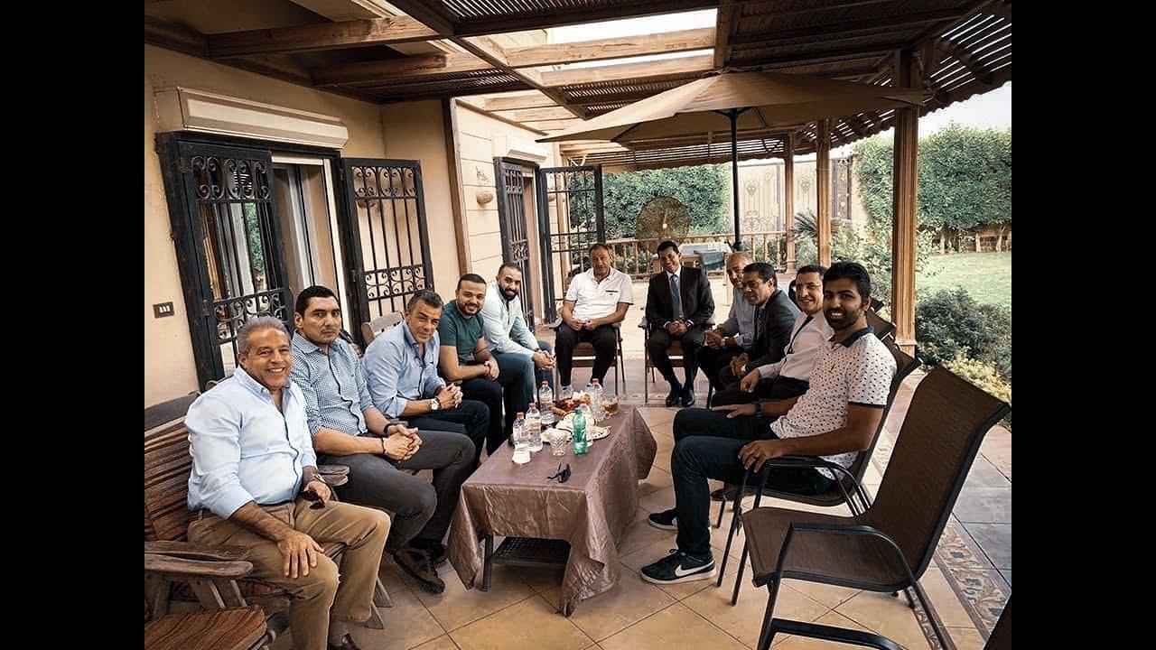 Photo of عمر ربيع ياسين وكواليس اجتماع وزير الرياضة مع الكابتن الخطيب بخصوص مباراة الجونة – الرياضة
