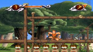 Hercules The Action Game Walkthrough : Level 1 - Your Basic D.I.D *Damsel in distress