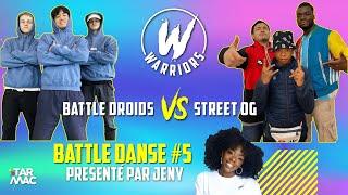 EPIC BATTLE #5 SPÉCIAL BREAKING : STREET OG Vs BATTLE DROIDS • WARRIORS
