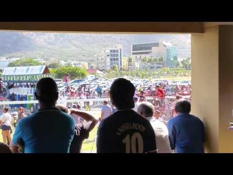 Champ de Mars horse racing in mauritius 2015 GoPro