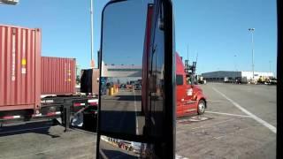 Rail work vs port work