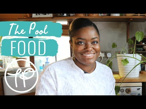 Kuba Shand-Baptiste interviews British Bake Off finalistBenjamina Ebuehi about the importance of brunch and why the best way to meet new people is over food (circa March 2018)