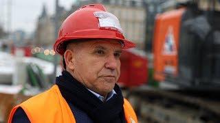 O português que faz parar o trânsito no Luxemburgo