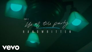 shawn mendes life of the party official version