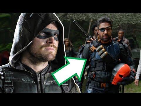 Arrow Season 6 Trailer Breakdown! - Who Dies Revealed!?