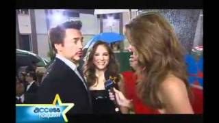 RDJ & Susan Downey can
