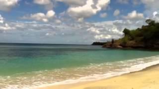 Laluna beach front hotel, Grenada