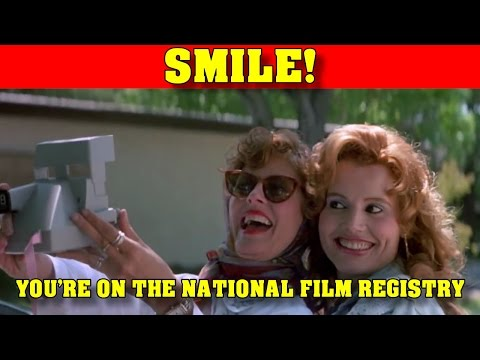 NATIONAL FILM REGISTRY 2016