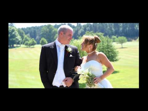 Sue and Mark at Westerham Golf Club
