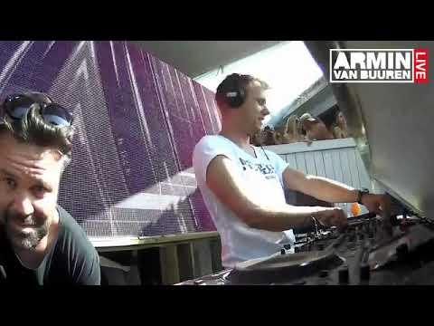 Armin van Buuren live with DJ kärl k-otik @ Beachclub 20160904