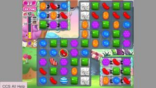 Candy Crush Saga level 952 No Boosters