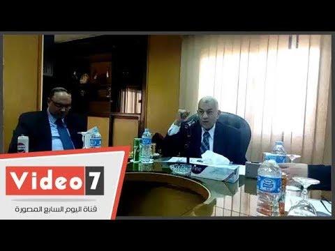 رئيس القابضة للأدوية: بروتوكول للبحث العلمى مع صيدلة القاهرة  - 10:22-2018 / 2 / 21