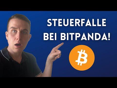 Achtung! Diese Steuerfalle bei BitPanda musst du kennen! #Bitpanda #Bitcoin #Steuern