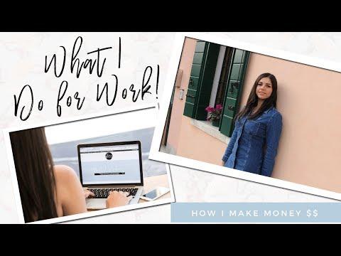 What I do for Work , Digital Marketing Strategist