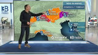 Scott 3BMeteo 4/2/2021 Previsioni Neve