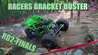 ROCK BOUNCERS BRACKET RACING RD2 TO FINALS FIRST EVER RACERS BRACKET BUSTER
