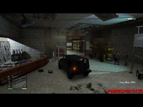 Lets Play GTA V - Episode 036 - Tram Station Site Spaceship Part