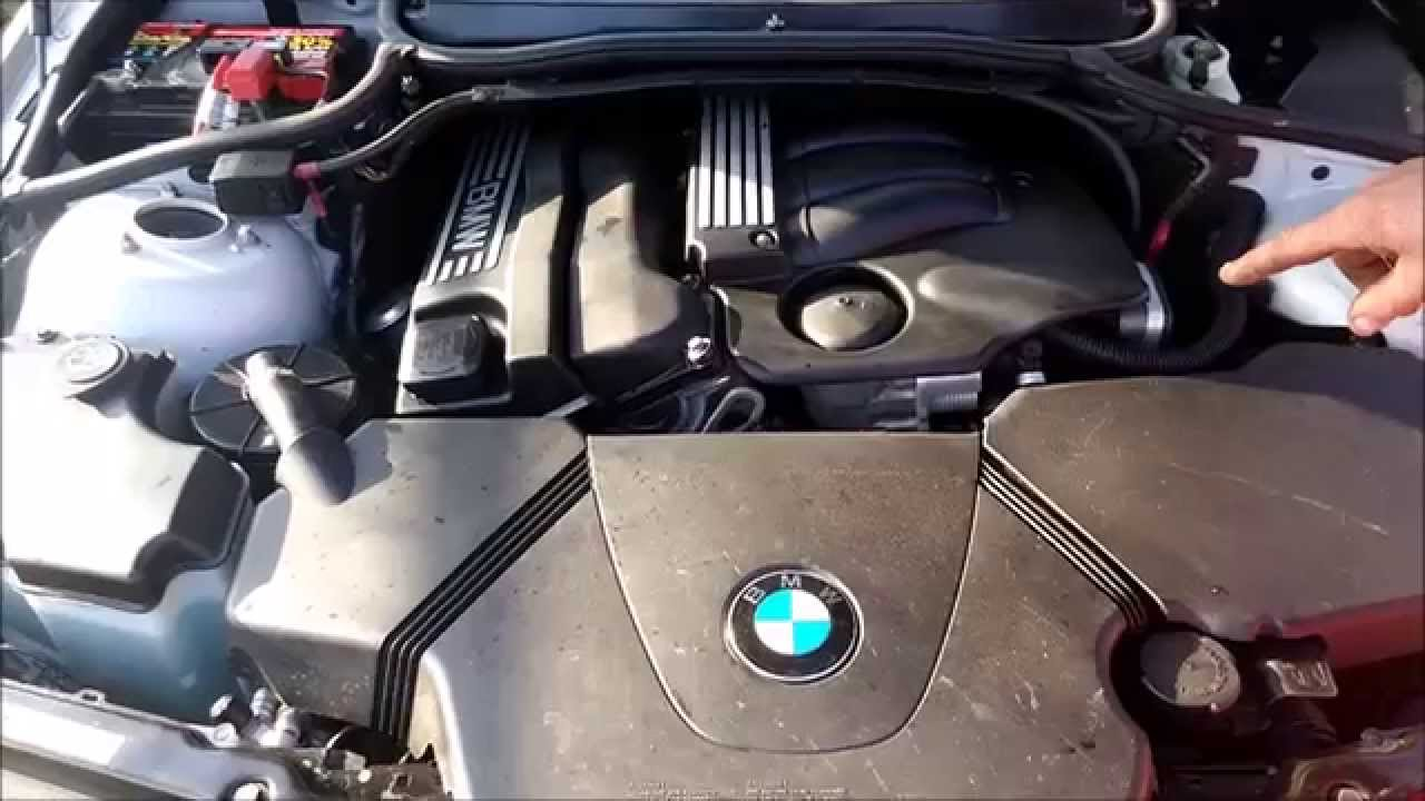 Bmw 318i E46 N42B20 2002 motorzaj engine noise sound 163