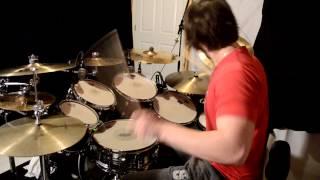 Mastodon - Divinations (Jordan Davis Drum Cover)