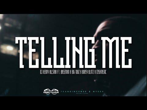 Kenny Allstar Ft. Baseman, Big Tobz & Blittz And Cashh - Telling Me