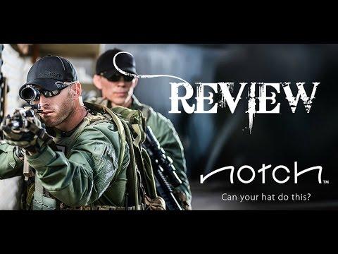 35af01f354e Notch Hat by Notch Gear Review - YouTube