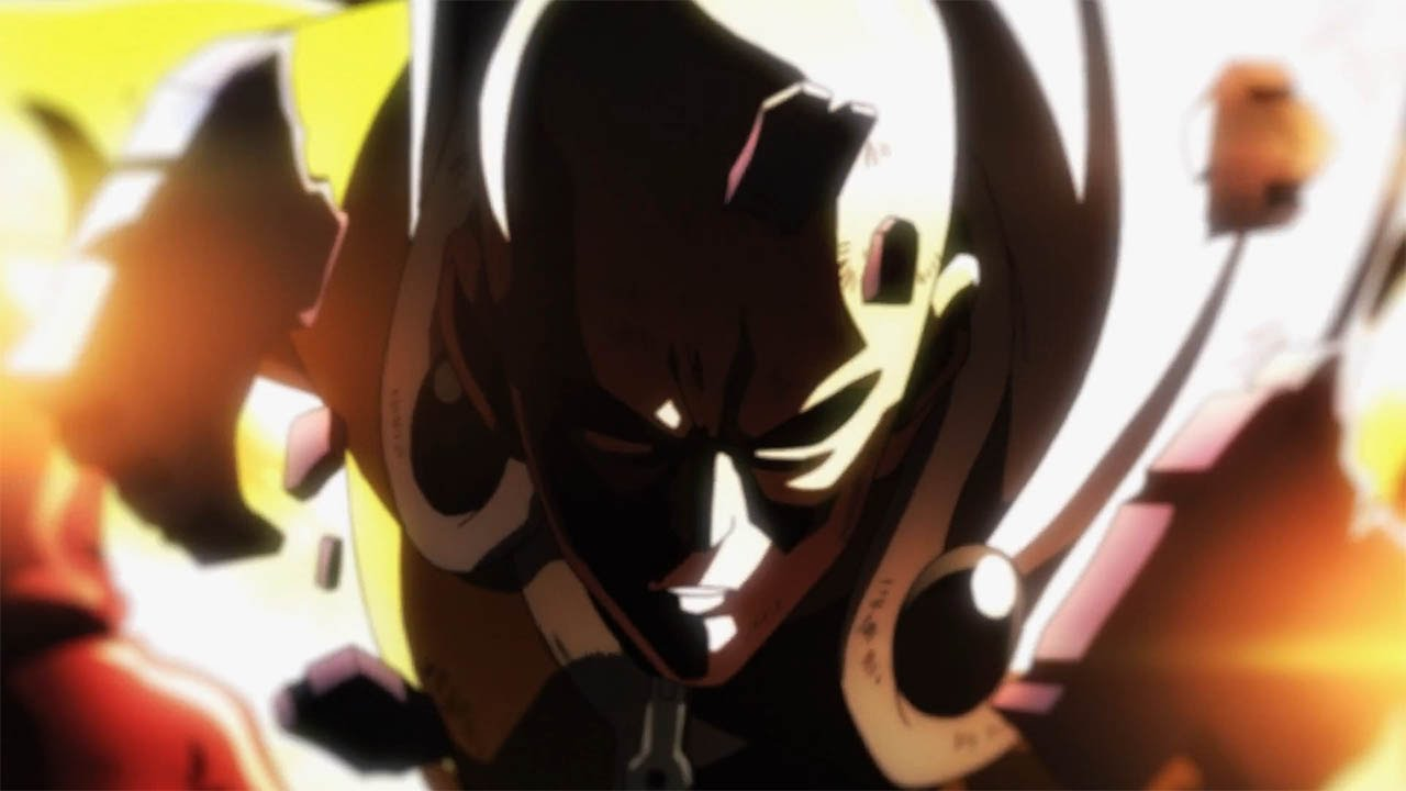 AMV One Punch Man Saitama vs Boros Hero - YouTube