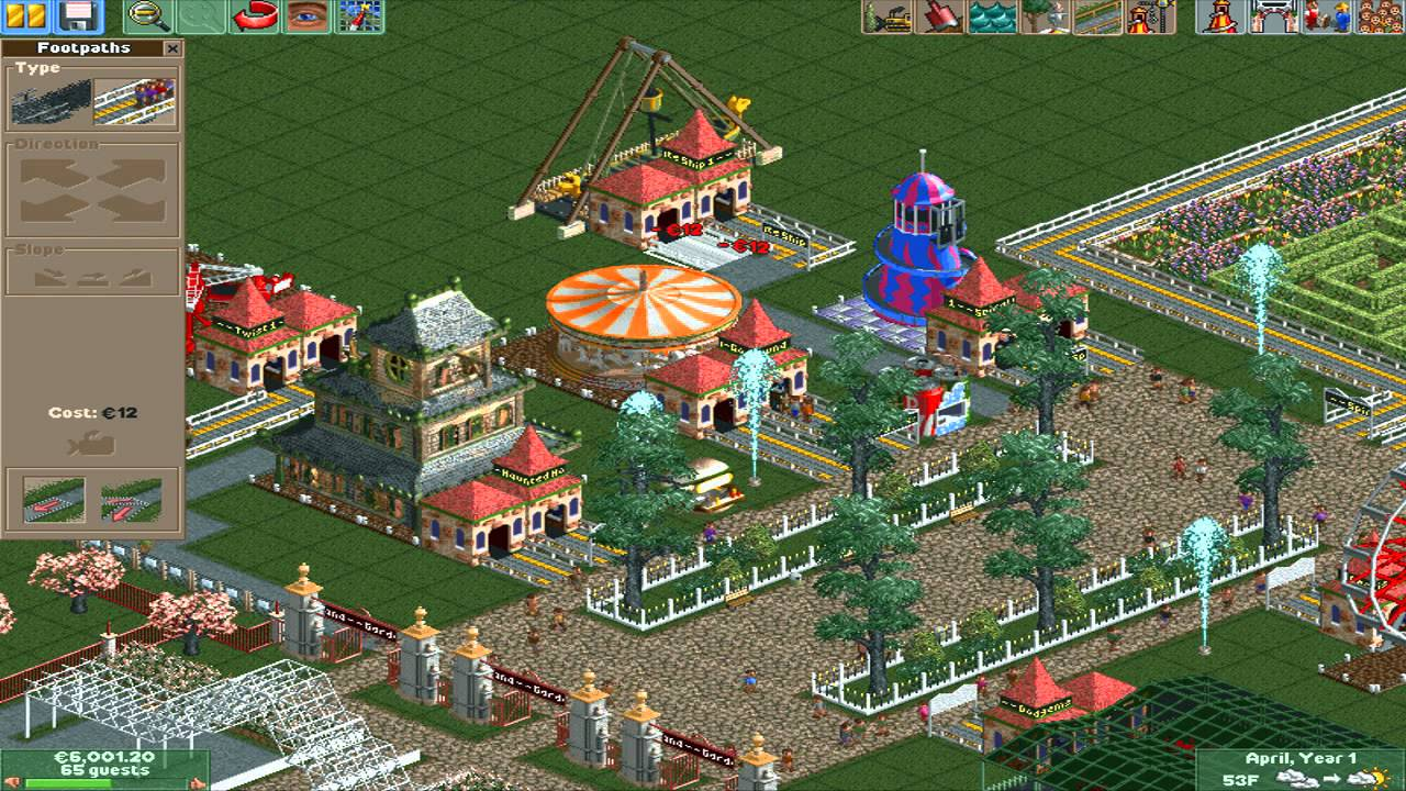 Which Should I get RollerCoaster Tycoon Deluxe General Discussions