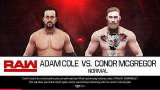 WWE 2K19 Monday Night Raw MegaShow S01 E12 (Universe Mode PS4)(Rosemont, Illinois)