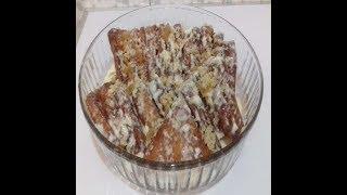 Shahi Tukra   Shahi Tukra Recipe Bangla   Bangladeshi Sweets Recipe