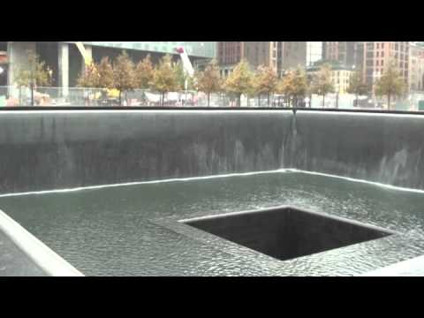 New York vacation 911 Memorial