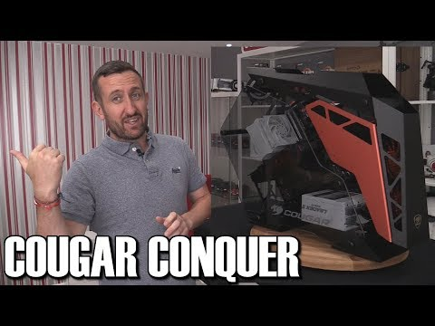 Cougar Conquer Review