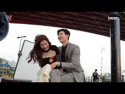 Han Hyo Joo and Lee Jong Suk - W Two Worlds