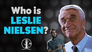 Who is Leslie Nielsen? Cinema bios in 3 minutes or less!