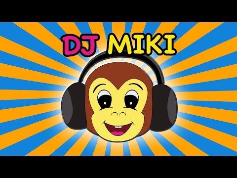 DJ MIKI - Tany, tany
