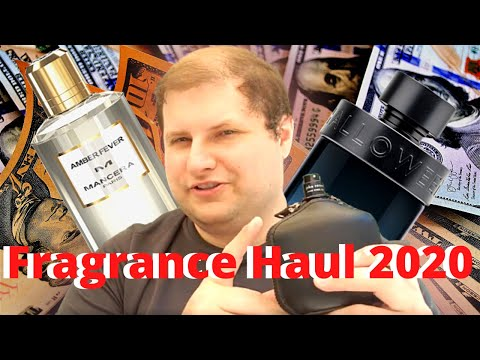 Fragrance Haul 2020 and Is FragranceBuyCa a reputable Seller ? - Great Affordable Fragrances