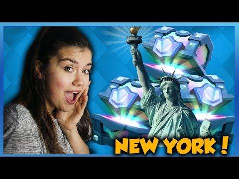 Opening w NOWYM YORKU i 3 LEGENDY! Wygraj 100 ZŁ! (opis)