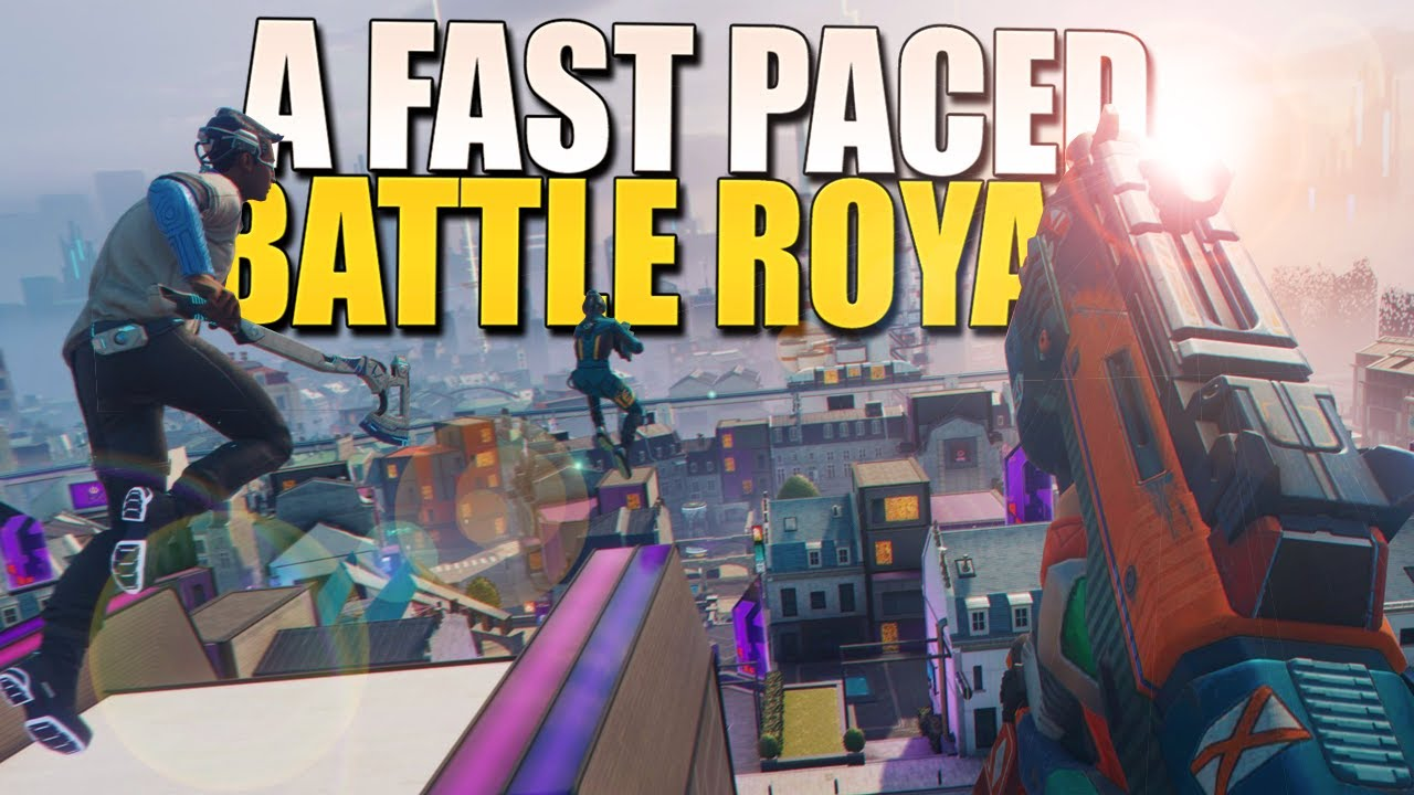 A *NEW* Battle Royale... But It's One I Actually Like