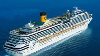 Costa Pacifica - Ship Tour (like Costa Concordia)