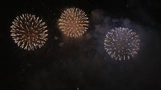 """Фейерверк на открытии фестиваля """"Круг света"""" – 2019 в Крылатском"""
