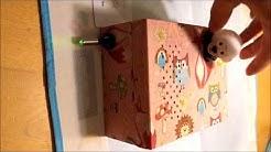 Selfmade Hörbox für Storymania und Migros Wichtel (toniebox)